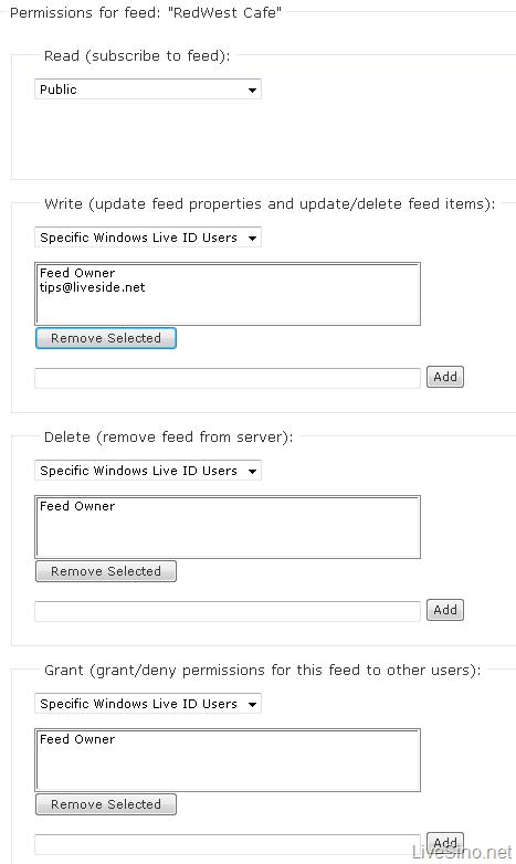 微软推出 FeedSync,通过 RSS 和 Atom 共享数据