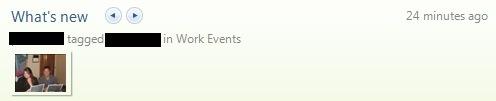 Windows Live Wave3 新功能:Web Activity?
