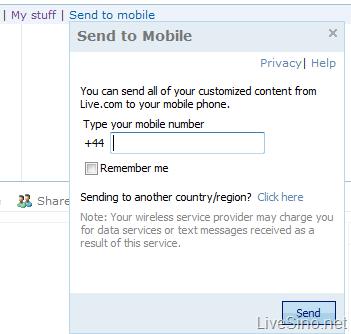 Windows Live 个性化主页搬至 http://My.Live.com