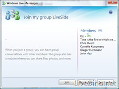 Windows Live Messenger Wave3 RC 体验