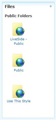SkyDrive 和 Windows Live Spaces、Writer