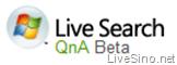 Live QnA 站点目前不支持 Firefox v3 浏览器