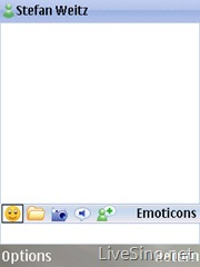 MSN Mobile v5 客户端体验