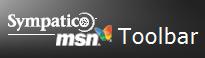 加拿大版本 MSN Toolbar : Sympatico / MSN Toolbar