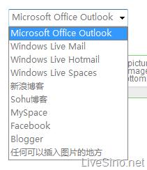 MSN 中国本地化服务:创建聊天按钮