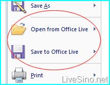 Office Live Workspace 插件已经可以下载: Beta 测试将开始?