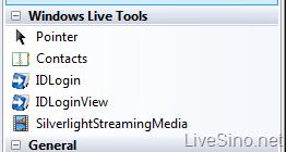 下载 Visual Studio 2008 的 Windows Live 开发工具