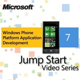 Windows Phone 7 Jump Start 培训课程视频