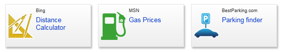 三款必应 Bing Maps 新应用:测距工具、油价、停车场查询