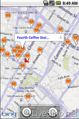 开源 Bing Maps SDK for Android 已在 Codeplex 发布