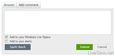 Live QnA 站点最新更新内容回顾
