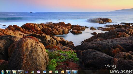 [必应精选] 必应 Bing 澳大利亚 Windows 7 主题第二辑