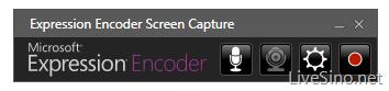 Expression Encoder 3 宣布,并内置屏幕录制软件