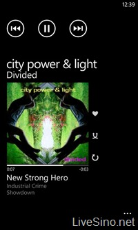 Windows Phone 芒果:Music & Video Hub 更新一览