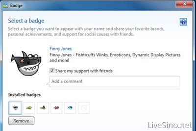 Windows Live Messenger Wave 4