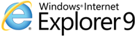 IE 9 Beta 版界面泄漏?