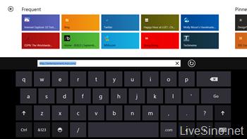 Windows 8 新 Metro 风格与桌面 IE 10:同一引擎,不同体验