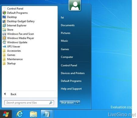 如何开启(恢复)Windows 8 经典开始菜单