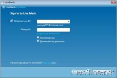 如何使 Live Mesh 与 Live Framework 客户端共存