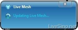 Live Mesh 更新 - 不需打开 UAC?