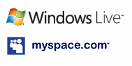 Windows Live 将取消 MySpace 连接服务?