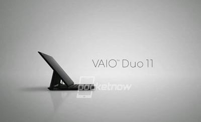 抢先看,索尼 VAIO Duo 11 混合本