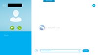 Skype for Windows 8 Metro 风格应用截图泄露,另附演示视频