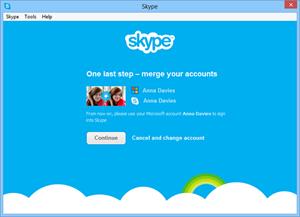 微软宣布 Skype 于 2013 年初替代 Messenger,中国大陆暂不改变