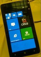 搭载 Windows Phone 7.8 的 Nokia Lumia 900 出现于上海来福士