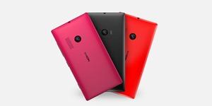 诺基亚正式发布 WP7.8 入门机 Lumia 505