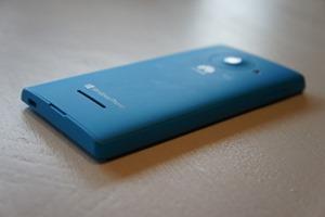 华为首款 WP8 手机 Ascend W1 发布,本月上市