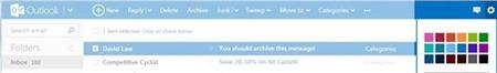 2500 万活跃 Outlook.com 用户,新特性和 Android 应用推出