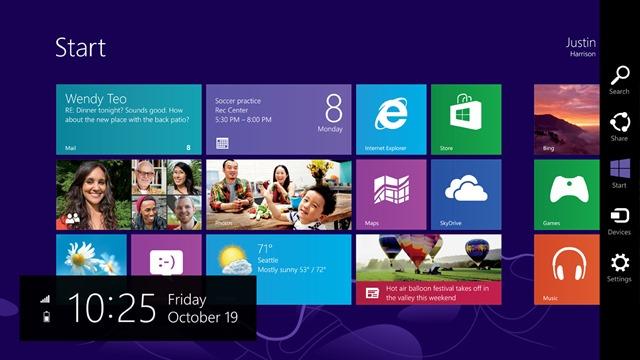 Windows 8 入选 PCWorld 2012 年最创新科技产品