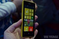 Lumia 520 上手图集和视频