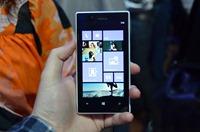 Lumia 720 上手图集和视频