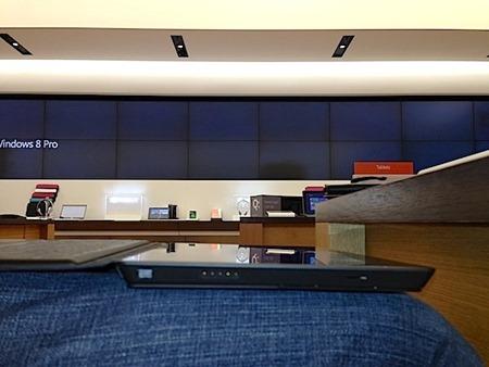 微软零售店内 Surface Pro 体验