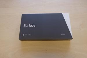 微软豪华版与零售版 Surface Pro 开箱图集和视频