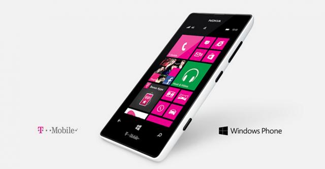 MetroPCS 版诺基亚 Lumia 521 渲染图泄露