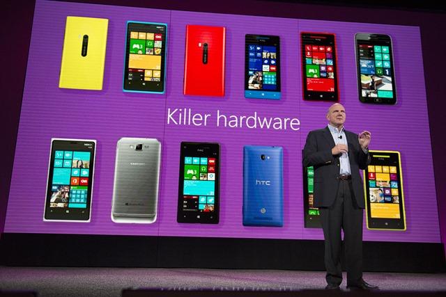 微软 Windows Phone 成为拉美第二大智能手机系统