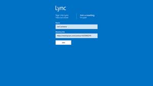 微软发布 Lync 应用更新,已为 Windows 8.1 体验优化