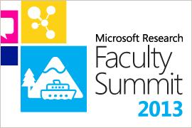Bill Gates 将进行微软研究院学术峰会主旨演讲