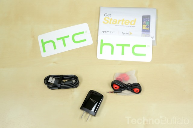 Sprint 定制版 HTC 8XT 开箱
