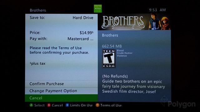 Xbox 360 2013 更新正式推送,放弃 MS Points