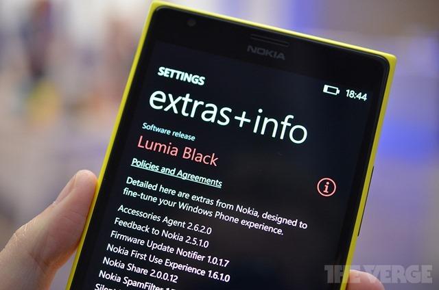 Lumia Black 屏幕概览:计步器、锁屏通知和新颜色