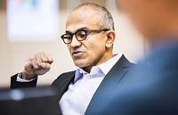 微软宣布新 CEO:Satya Nadella