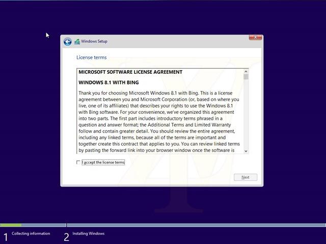 特别版本 Windows 8.1 with Bing 泄露