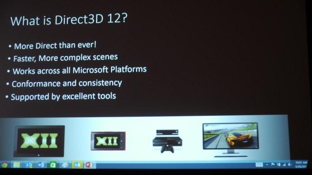 微软宣布 DirectX 12,跨手机 PC 和 Xbox One,瞄准 2015 年底游戏