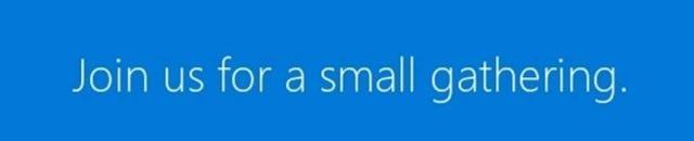 新 Surface 发布会邀请函送出,Surface Mini 即将到来