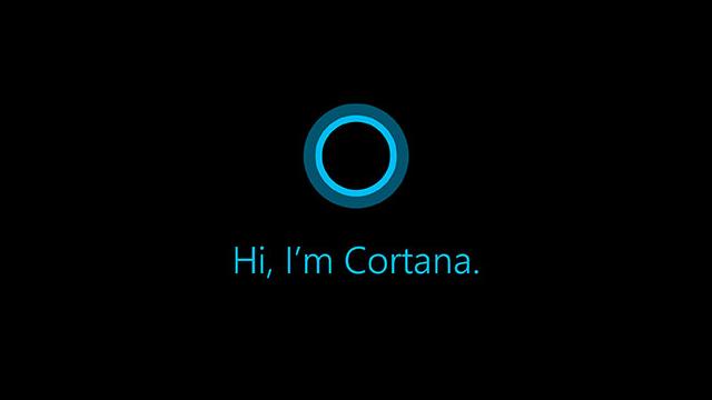 Windows 10 技术预览版 Cortana 线索挖掘:功能和表情