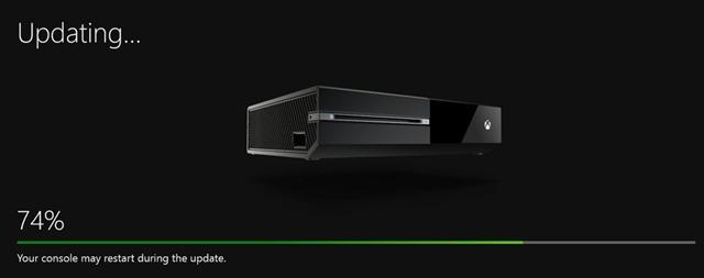 微软今天开始推送 Xbox One 4 月系统更新